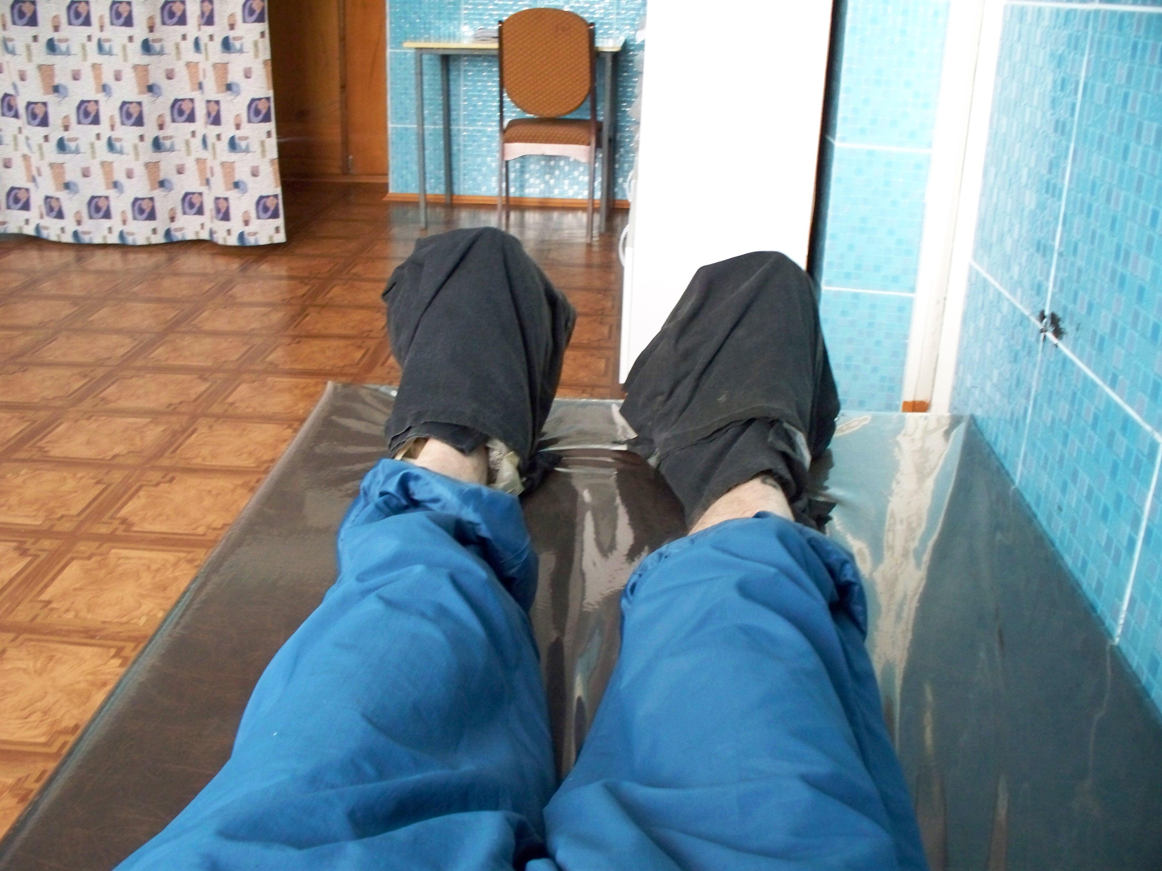 грязевые носки