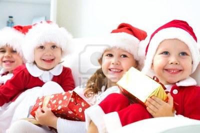 Новогодние рецепты для детей. Новогодние гномы.