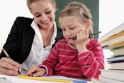 Есть пять видов учителей.