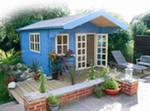 Садовый домик, дачный дом