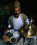 Чай, иранский способ заварки чая