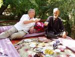 Чай, узбекский способ заваривания чая