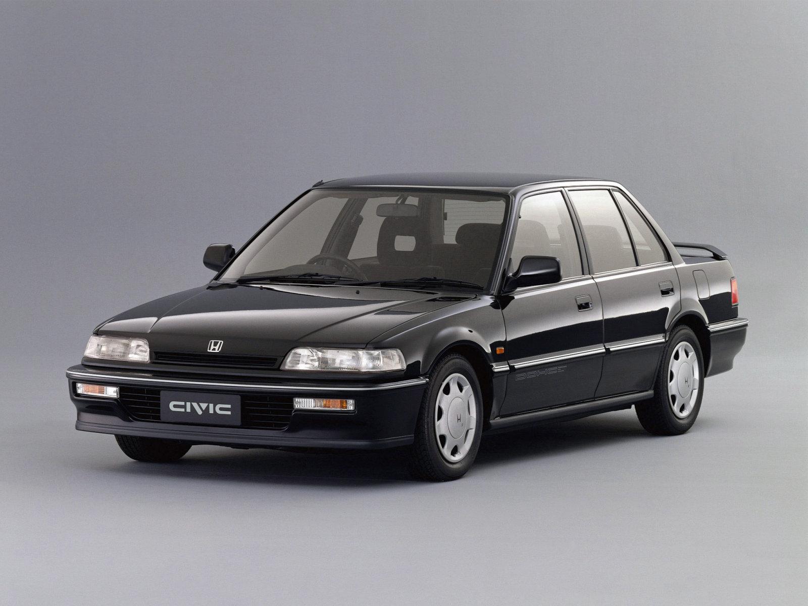 Автомобиль, Honda Civic,  подержанный автомобиль