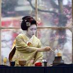 Японская чайная церемония, чай