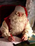 Лапландия Дед Мороз