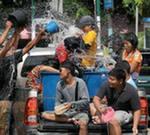 В Бирме