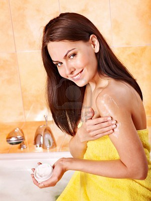 Косметические препараты для ванн