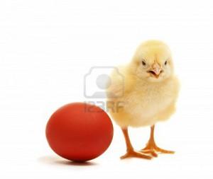 легенда о яйце и курице